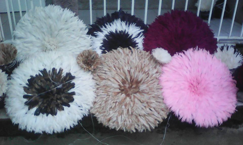 Juju Hats For Home Decoration
