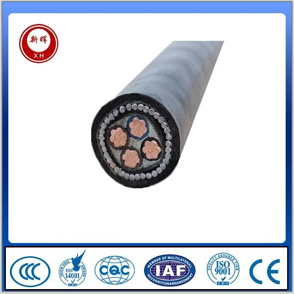 0.6/1KV Steel wire armored cable