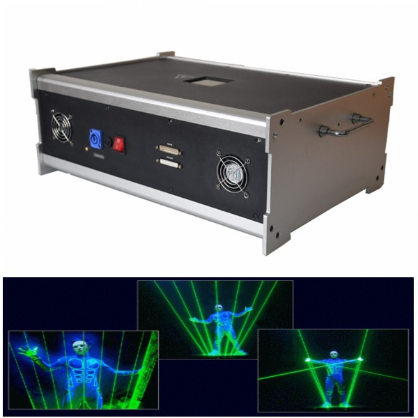 Dancing Floor Laser Light/ Laser Show Man/ Laser Man Show