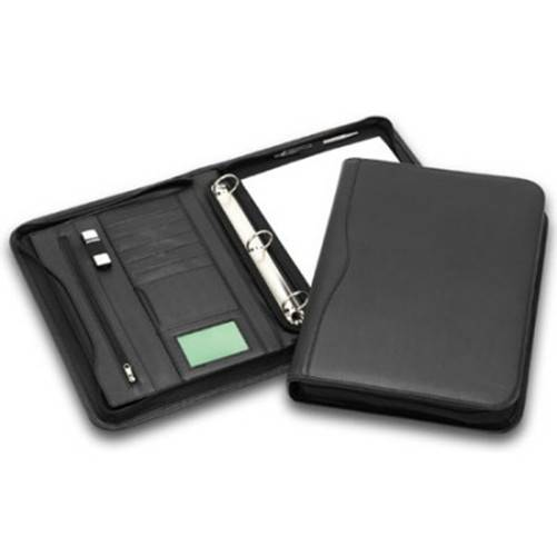 New Style PVC Leather File Folder with Calculator