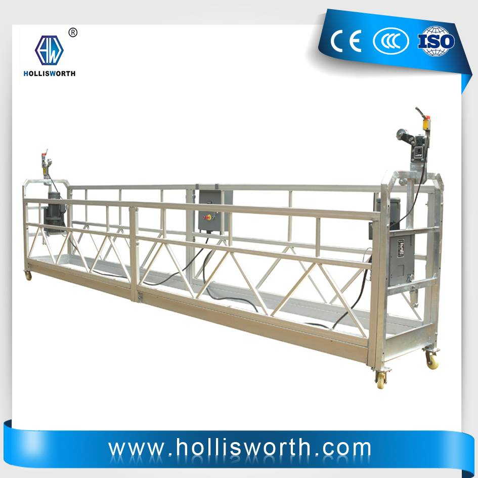 Steel Aluminum Suspended Platform