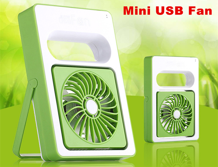 45 Degree Adjustable USB Mini Fan