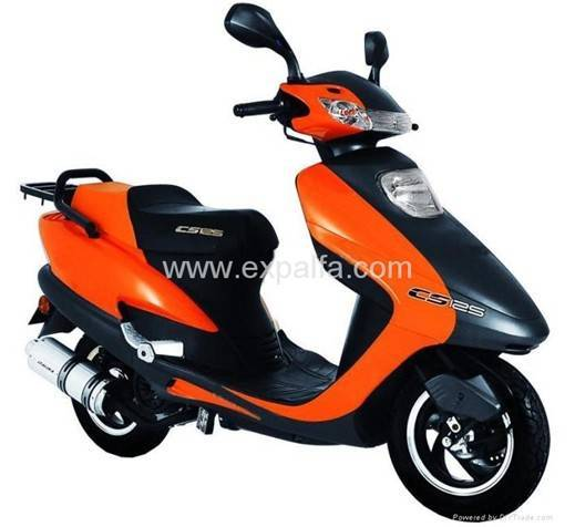 125cc Gas Scooter 125T-30 EPA approved