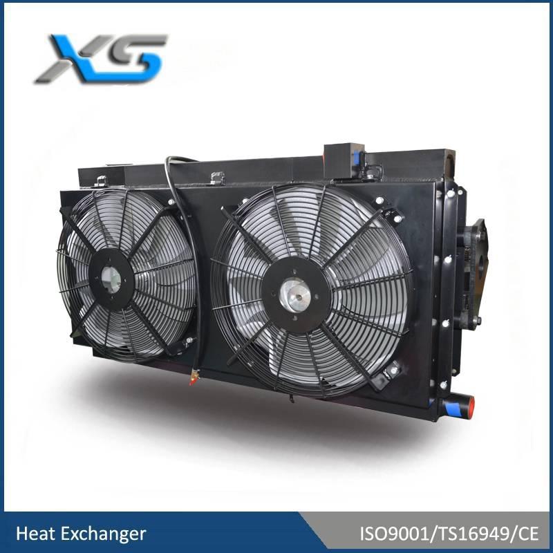 M9111171 High speed train oil cooler High pressure New Design