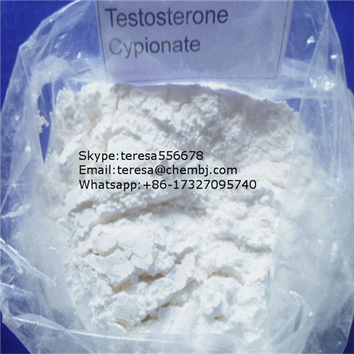 Treatment Ovarian Cancer Anabolic Bodybuilding Supplement 58-20-8 Testosterone Cypionate
