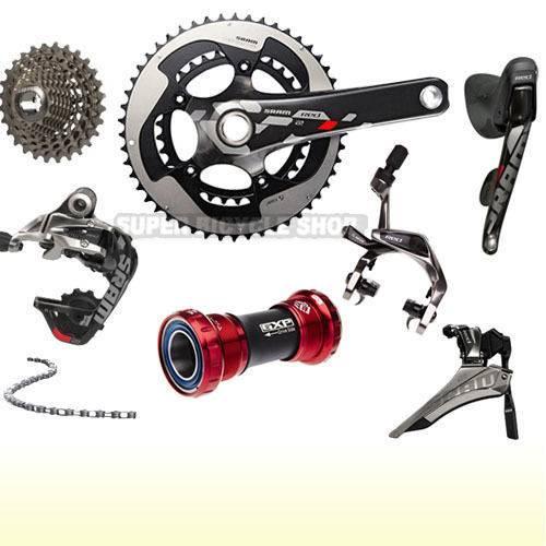 New SRAM Red22 8 piece Groupset Road Bike Kit