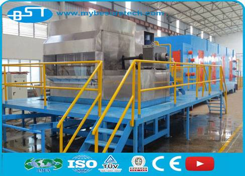 egg tray recycle machine