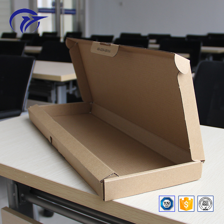 Customized offest and flexo printing keyboard packaging corrugated paper box