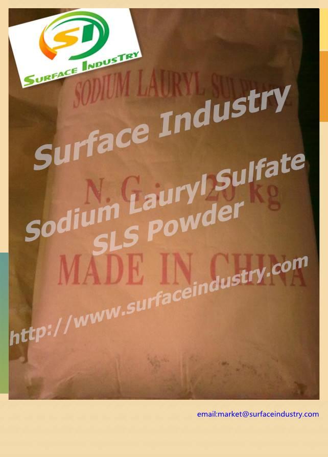 Richness Foaming Sodium Lauryl Sulphate,SLS for Shampoo