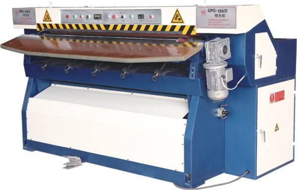 GPG-150/180/280 polishing machine