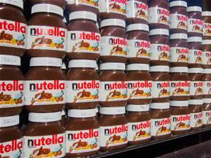 Authentic Nutella Cream Chocolate 230g, 350g and 600g