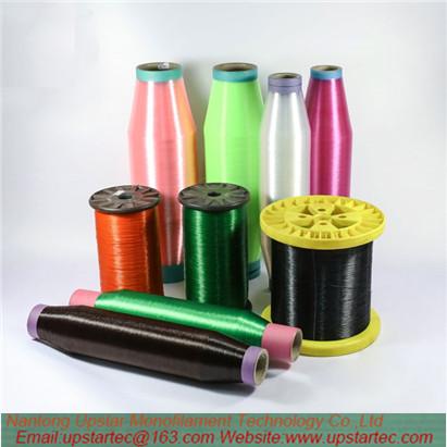 PET (polyester) monofilament yarn