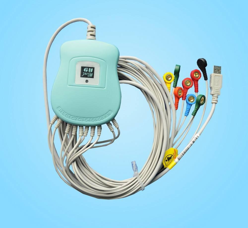 Digital 12-Channel ECG Machine WK-5000