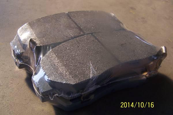disc auto brake pads