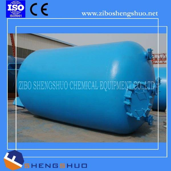 ISO stationary glass lined storage tank/Specializing in the production of high pressure storage tank