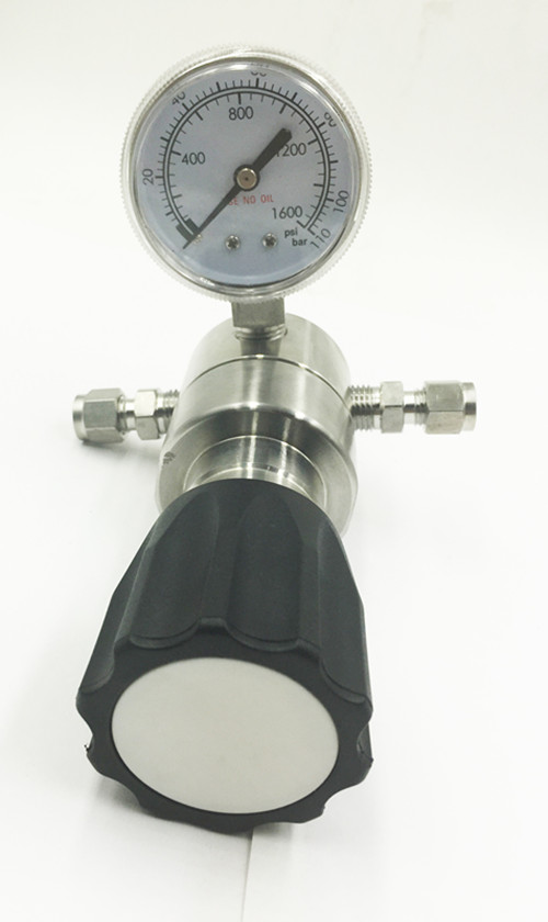 Back Pressure regulator