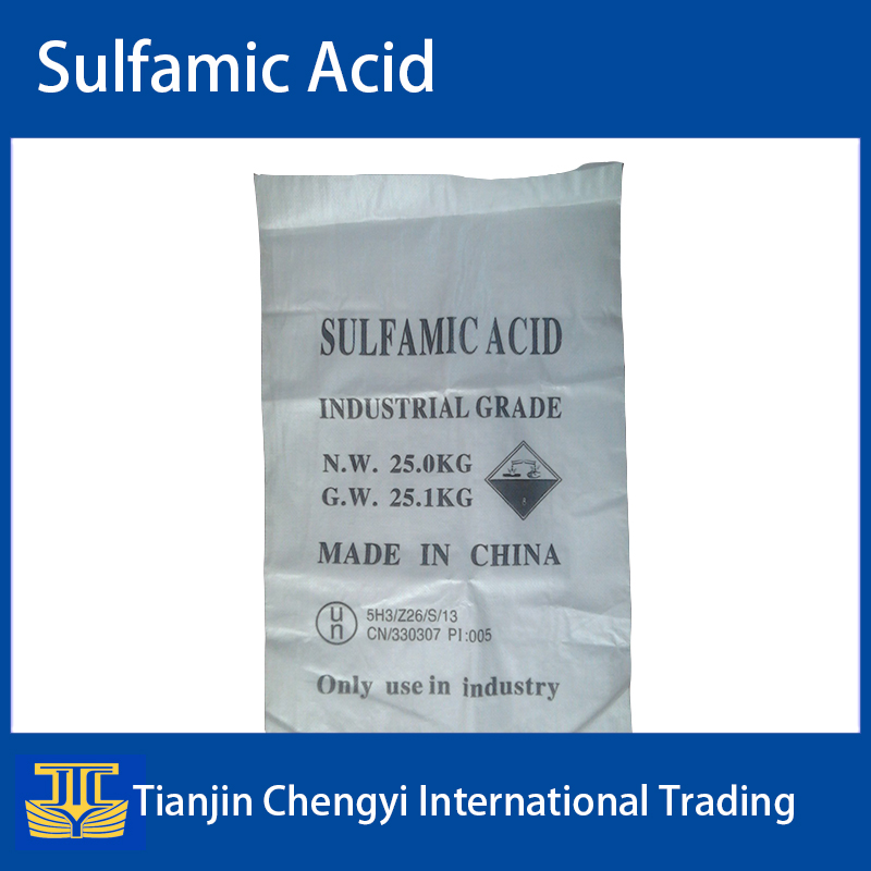 High quality China supplier sulfamic acid with price