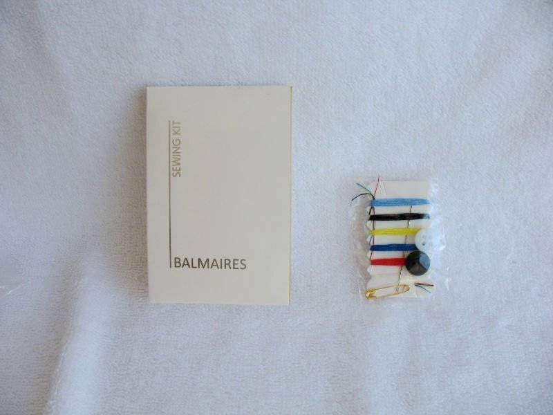 hotel amenities/hotel products/hotel supplies/sewing kit