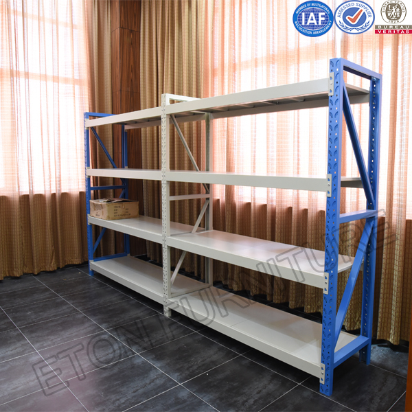 Large Warehouse Storage Heavy Duty Steel Loading Drive-in Pallet Rack