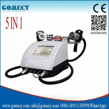 5 In1 Skin Tightening Radio Frequency Machine ultrasonic cavitation lipo cavitation machine Cost CE