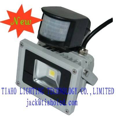 led flood light led tunnel lamp 50w 150w dmx sensor led flood pir led