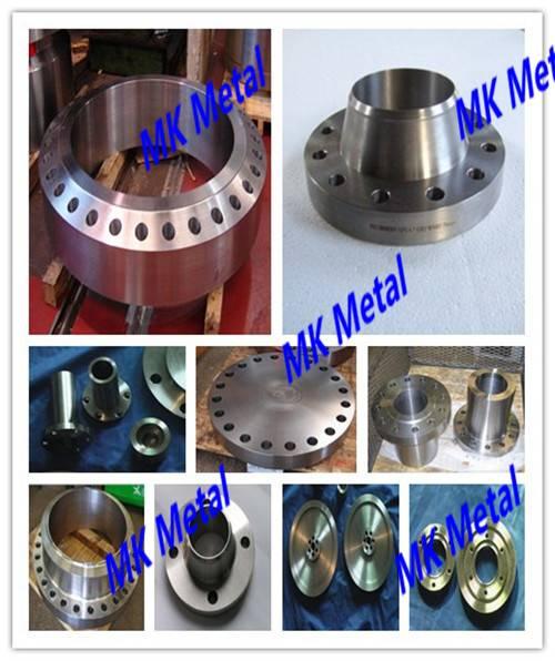Grade 5 ASME B16.9, ASME B16.5 Titanium and titanium alloy Flange