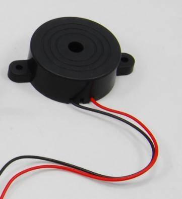 30mm*40mm LS-3040TA-90L transducer alarm siren piezo buzzer