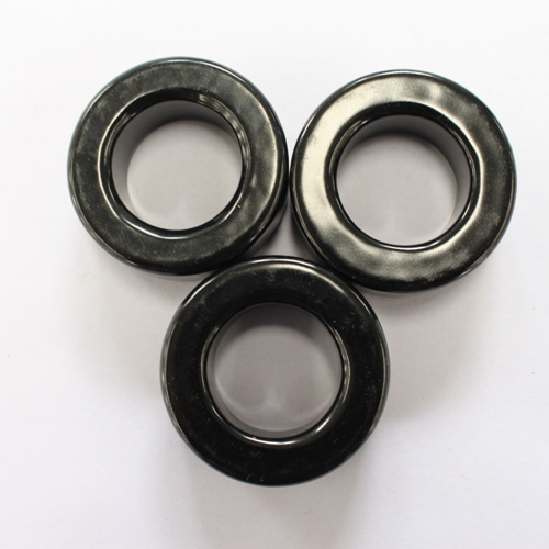 Soft barium ferrite magnetic powder cores HJS157060
