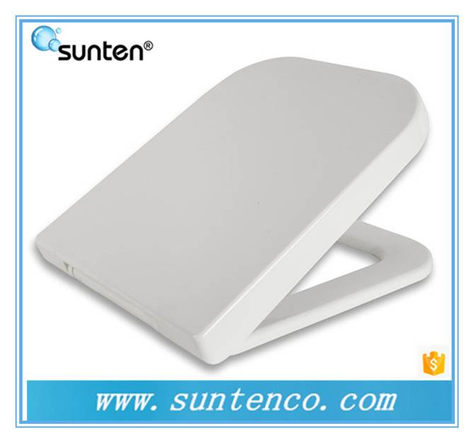 2016 China Universal Standard Soft Close Toilet Seat Supplier