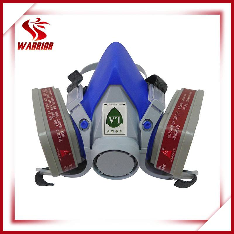 Half Face Carbon Filter Respirator Mask