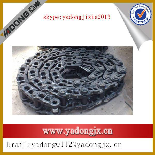 excavator pc200-8 track link assy 20Y-32-31120 in stock