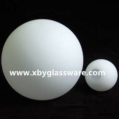 Opal acid glass ball Lamp cover