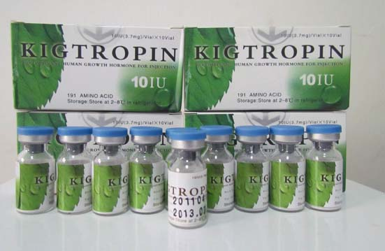 Kigtropin HGH Steroids Peptides Hormone Humantrope Hgh Human Growth