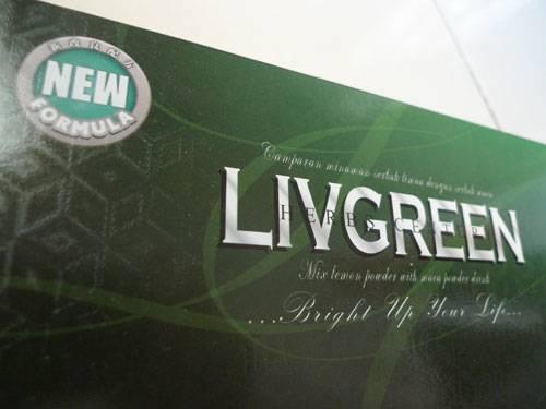 LivGreen, men sexual product