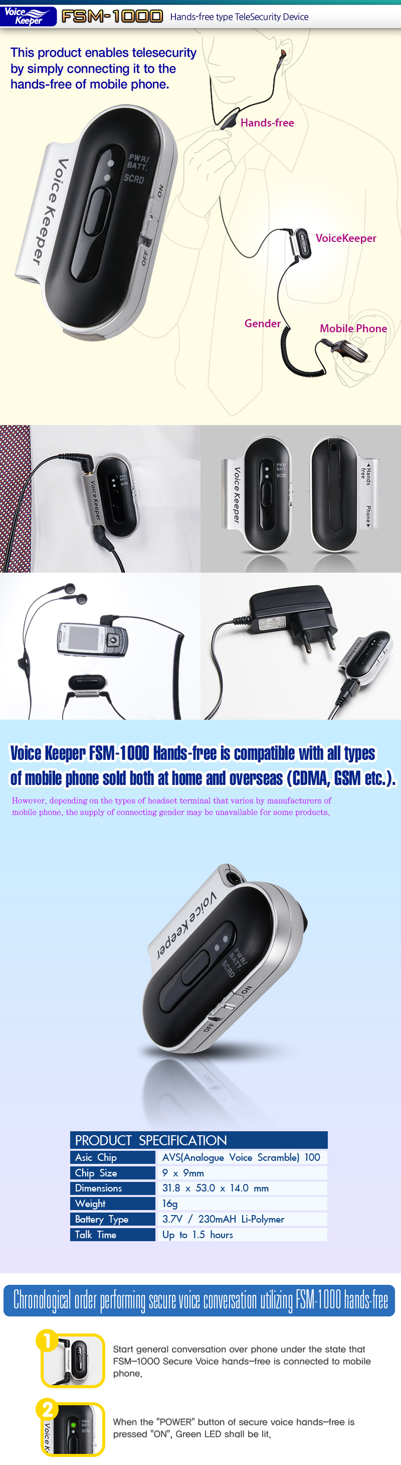 Mobile Phone Jammers, Mobile Phone Scrambler, Voice Keeper