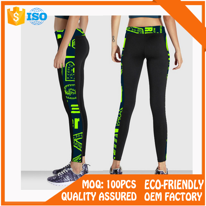 Dry Fit Wholesale Running Tights Yoga Pants