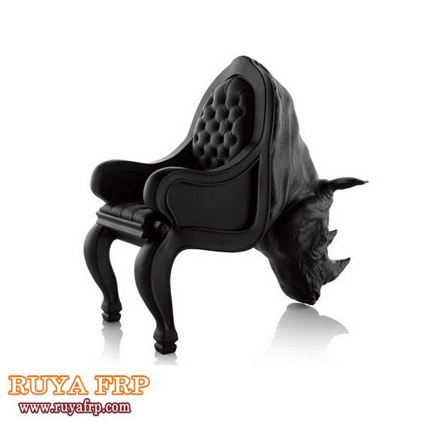 China supplier rhino chair real leather office furniture customized design
