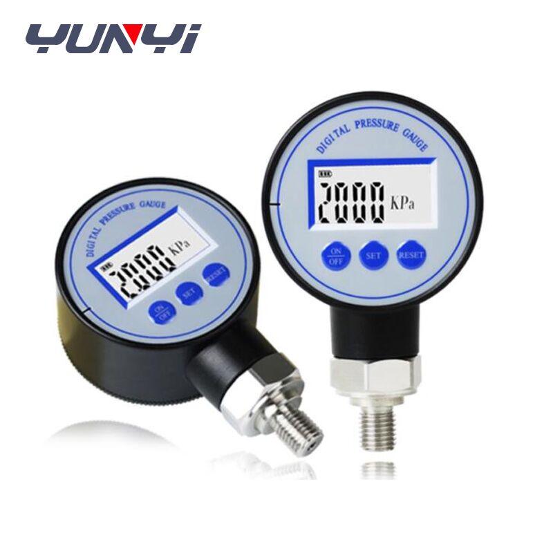 60mm smart Digital pressure gauge