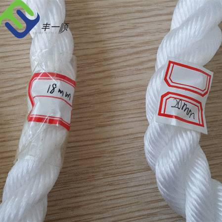 3-strand polypropylene rope with wholesale price