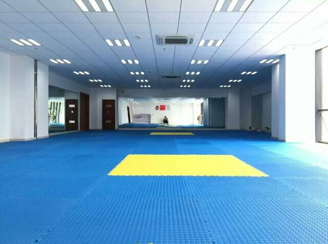 Foam Puzzle Floor Interlocking Tiles Exercise Mats  A028