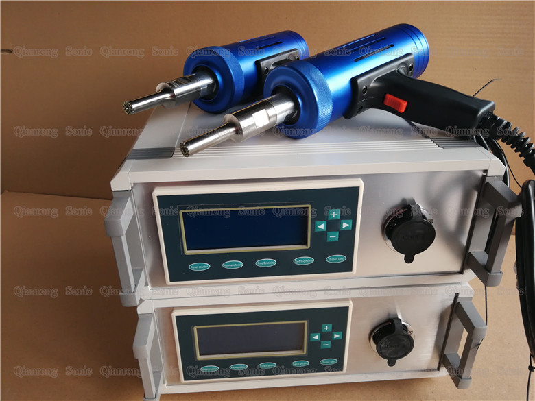 28Khz 500w Ultrasound Embrossed Welding for Auto Industry Application