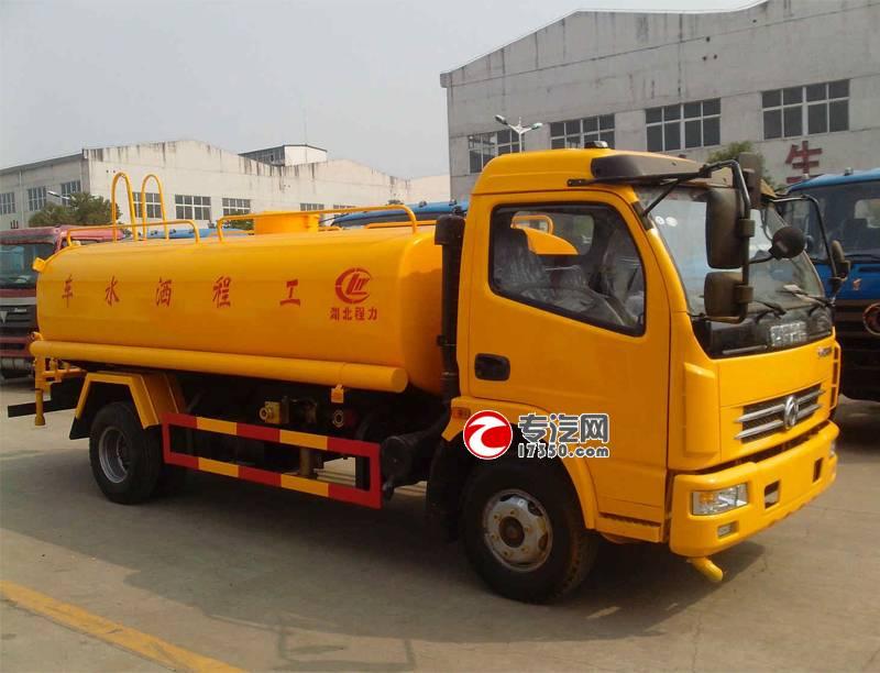 DongFeng DuoLiKa 4*2 5-8 tons Water Truck