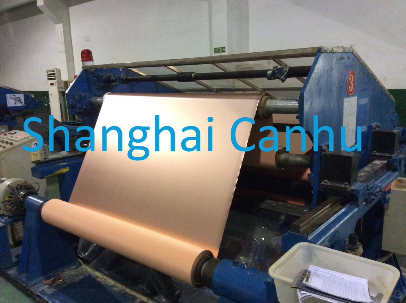 Standard electrolytic copper foil for CCL as per IPC 4562