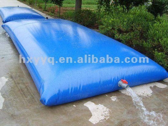 Collapsible PVC/TPU Water Bladder