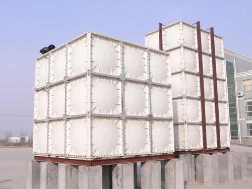 FRP/GRP Panel Tank for Drinking Water
