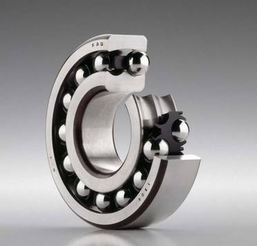 High quality single row angular contact ball bearing