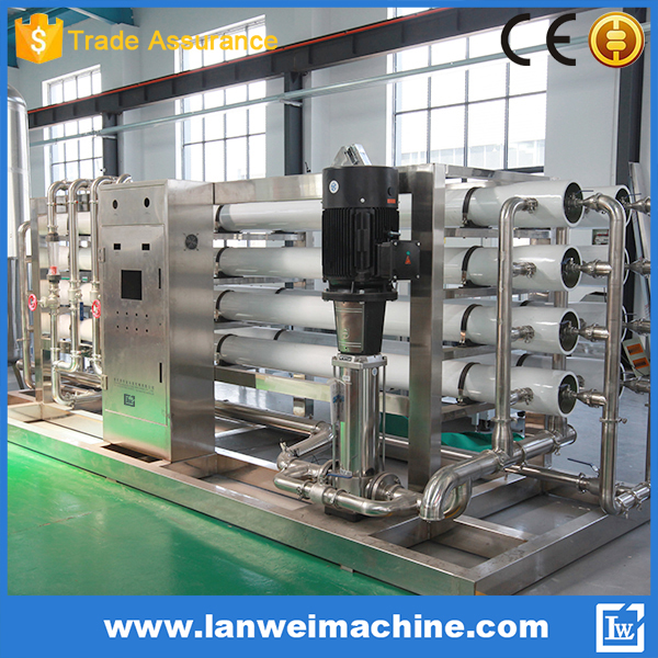 RO-50000 Reverse Osmosis Water Purification Machine / Water Treatment Machine / Water Making Machine