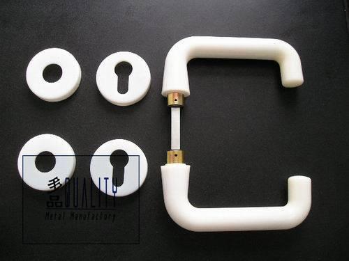 Nylon door handle parts