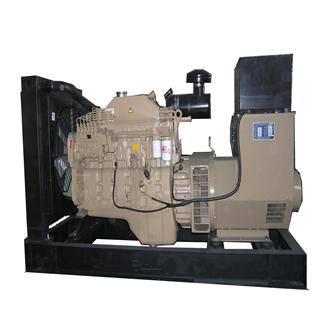 50HZ 400V Cummins 100kw diesel generator