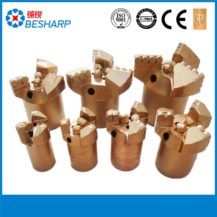 Steel body PDC bits /PDC Non coring bits